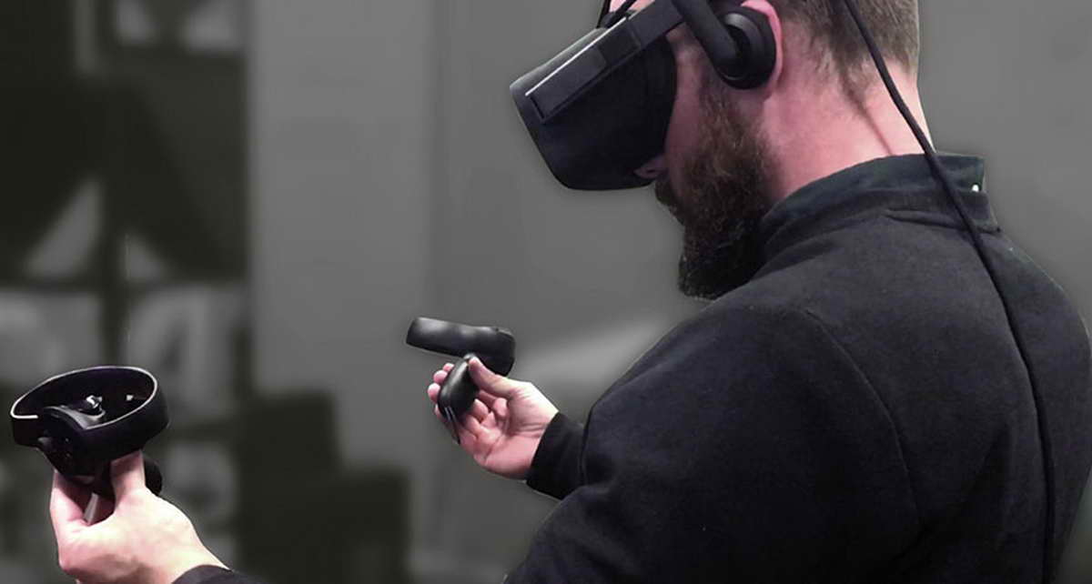 Тактильная виртуальная реальность